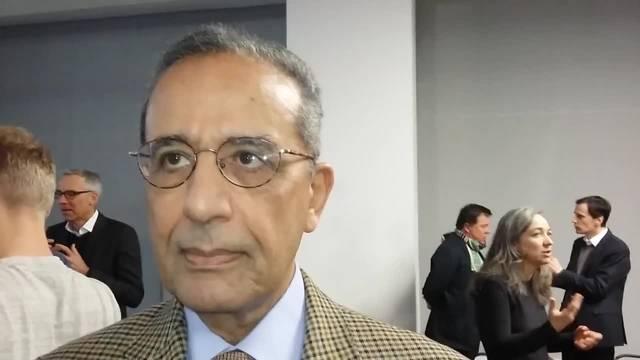 Interview mit Mahmoud El Guindi zum Projekt für muslimische Seelsorge im Kanton Zürich