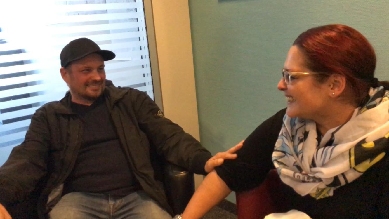 Gillbert hat seiner Freundin bei FM1 einen Heiratsantrag gemacht.
