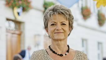 Maya Bally (55) will in die Aargauer Regierung.