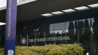 Der Sitz von Philip Morris in Lausanne (Archivbild).