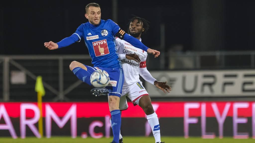 Auswärtsserie gerissen: FCL verliert in Sion
