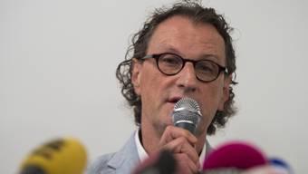 Geri Müller will Stadtammann von Baden bleiben
