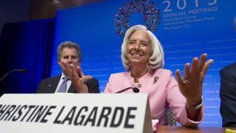 Kein zusätzliches US-Geld für IWF-Chefin Lagarde (Symbolbild)
