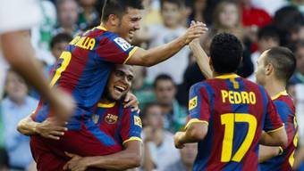 Erfolgreicher Start für Barcelona
