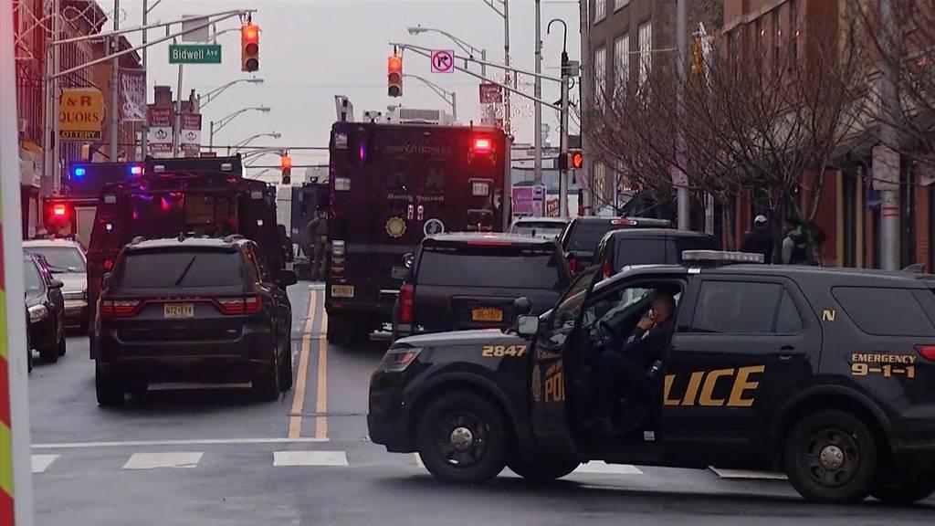 New Jersey: Sechs Tote bei wilder Schiesserei