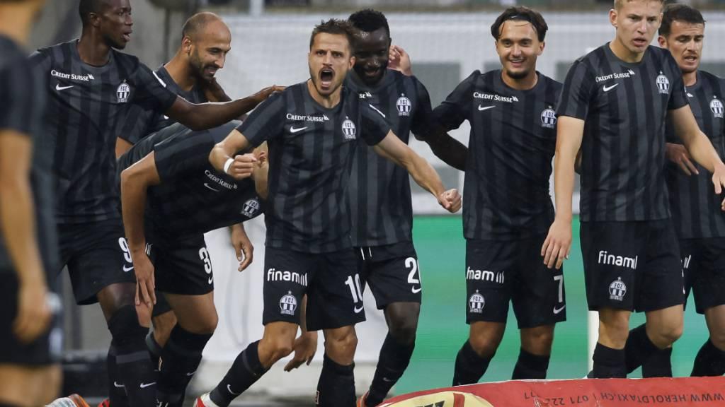 Ein Remis für die Moral: Der FCZ gibt in St. Gallen erstmals in der Saison Punkte ab, zeigt aber viel Kampfgeist