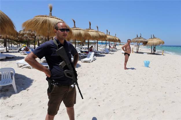 Gemiedenes Ferienziel: Strände von Tunesien.