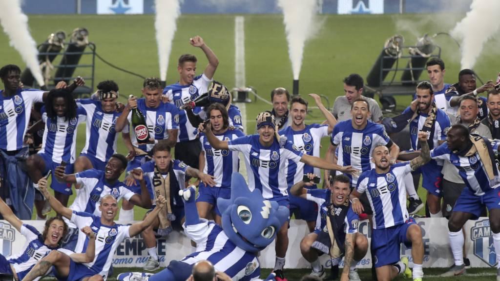 FC Porto zum 29. Mal Meister