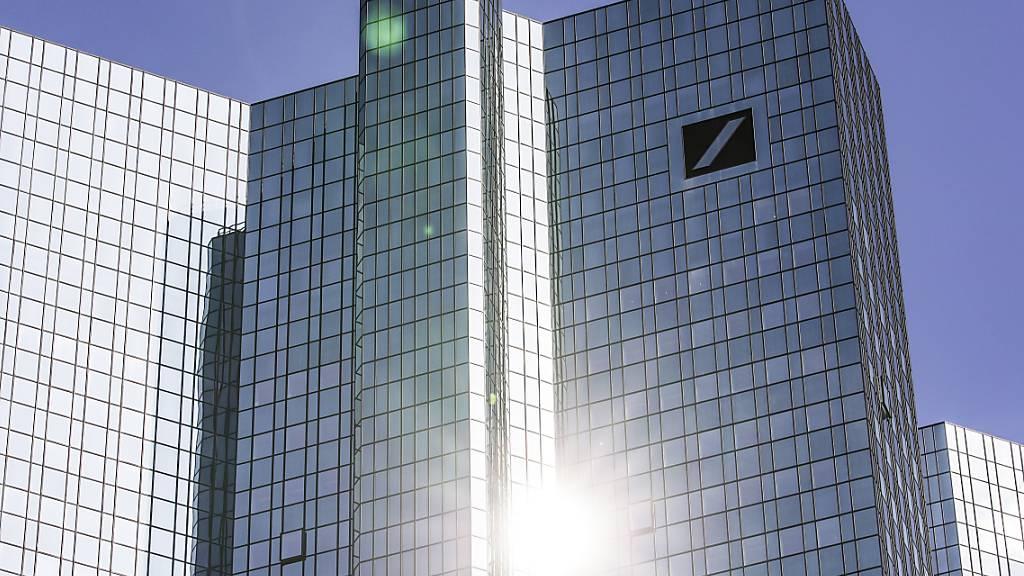 Zeitung – US-Aufsicht kritisiert Deutsche Bank