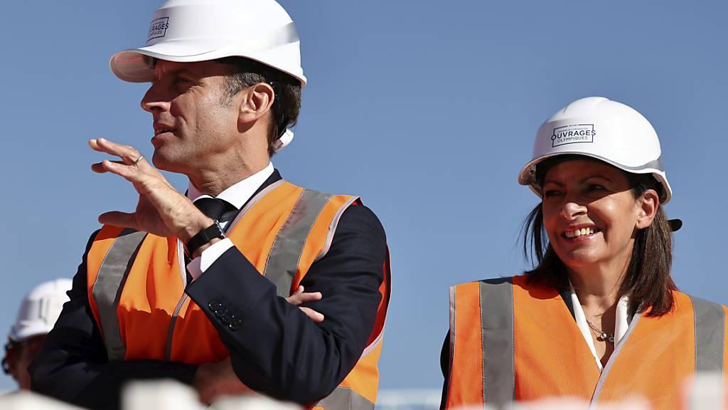 Hidalgo kandidiert für Frankreichs Sozialisten für Präsidentenwahl