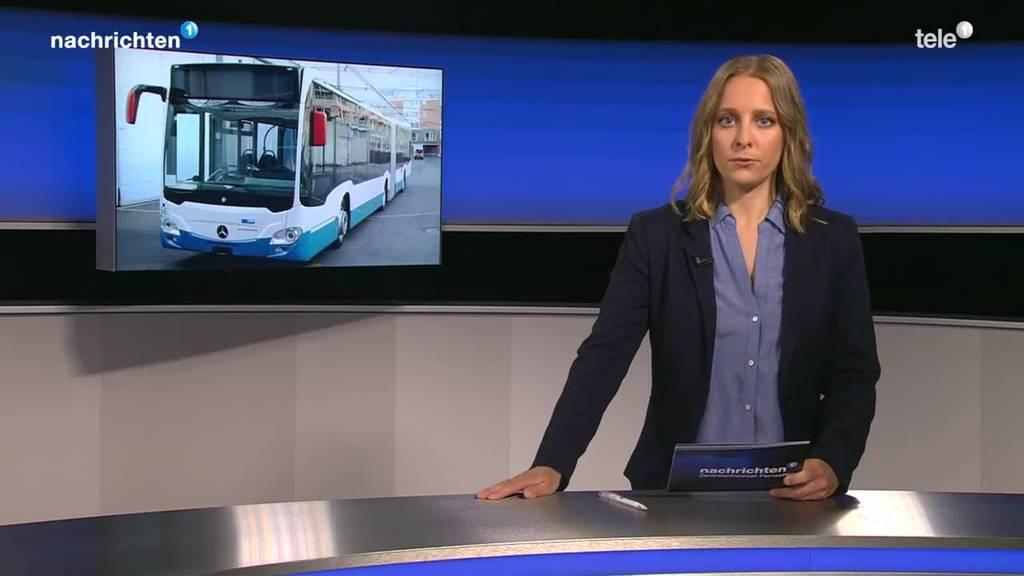 Verletzte in VBL-Bus