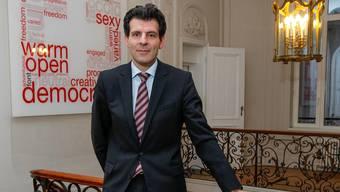 Der Schweizer Botschafter in Brüssel: Roberto Balzaretti.