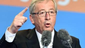 Der Luxemburger Jean-Claude Juncker gehört zu den Wahlsiegern