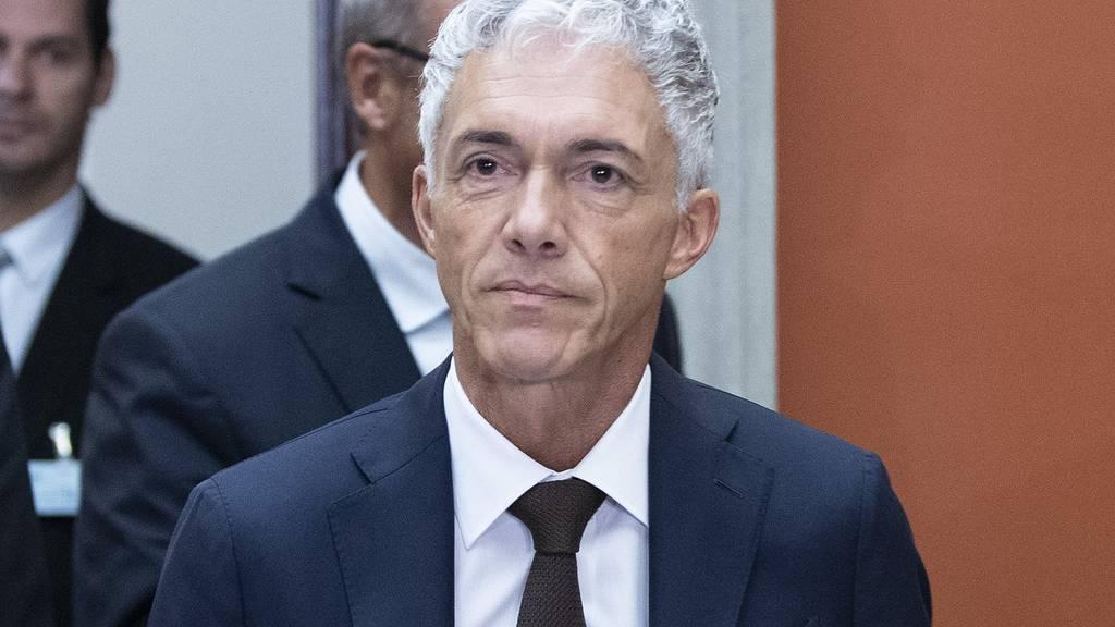 Michael Lauber zahlt Kostenvorschuss der Bundesanwaltschaft für eigenen Anwalt zurück