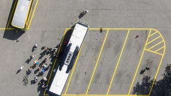 Anbieter von Fernbussen haben es im Schweizer Markt schwer. Daran wird sich auch in nächster Zeit wenig ändern. (Themenbild)