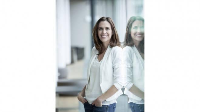 Moderiert am 18. Oktober zwölf Stunden lang durch: Susanne Wille am SRF-Hauptsitz in Zürich Leutschenbach. Foto: Tanja Demarmels