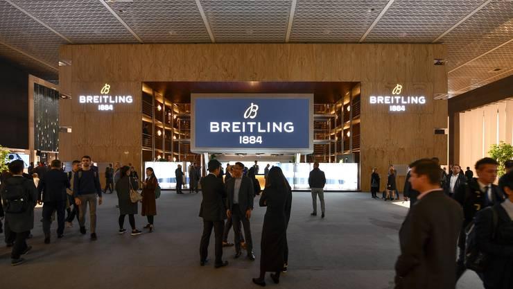 Solothurner Uhrenfirmen an der Baselworld 2019