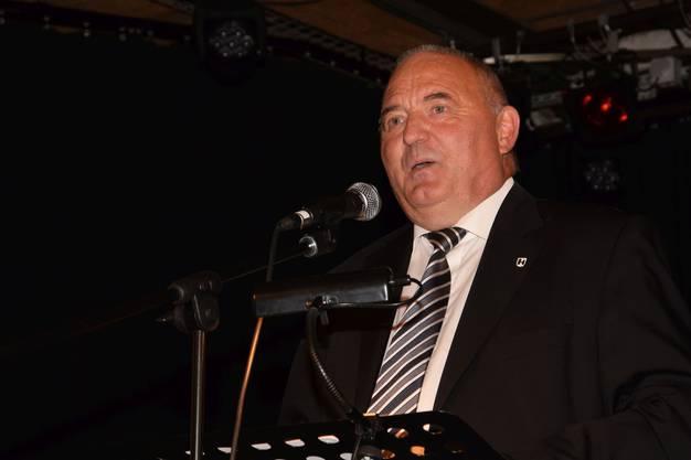 Stadtammann Daniel Moser ist froh um das Stadtparlament