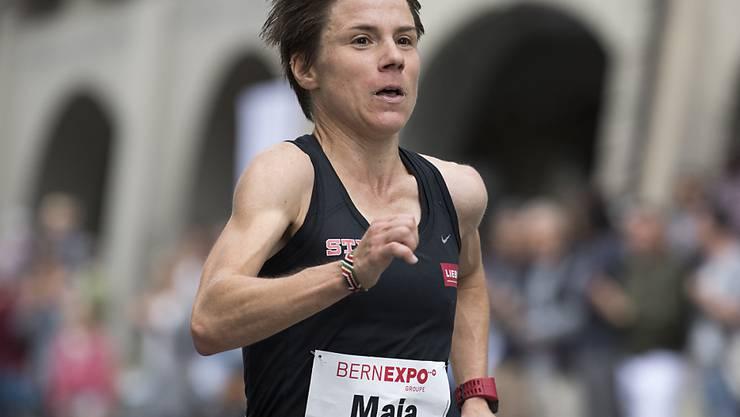 Kein EM-Start wegen Rückenproblemen: Marathonläuferin Maja Neuenschwander
