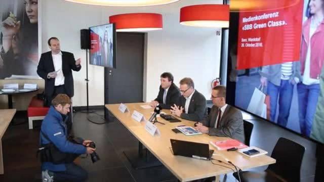 SBB will mit BMW und ETH Zürich Mobilität erforschen