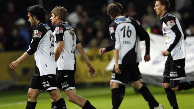 Der FC Aarau siegt in dieser Saison erstmals auswärts