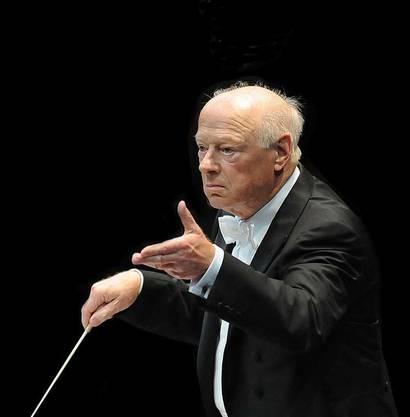 Bernard Haitink, 88.