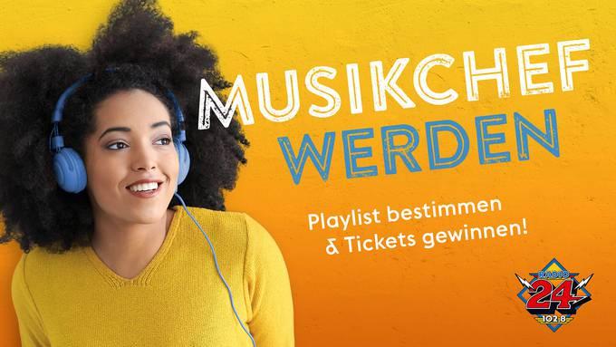 Du bestimmst, welche Songs wir spielen!