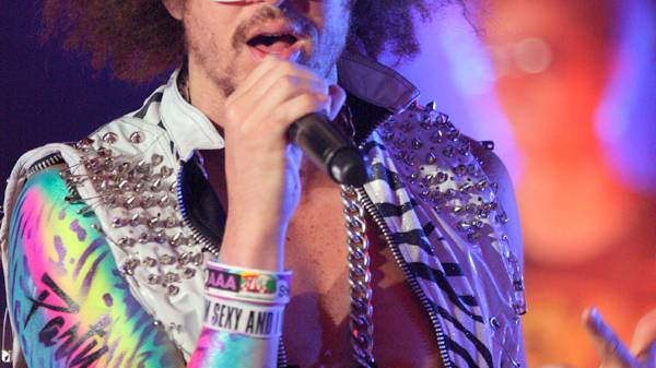 Wältcharts: Redfoo - Let's Get Ridiculous