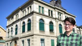 Valentin Walter will Nachfolger von Pierino Orfeis werden.