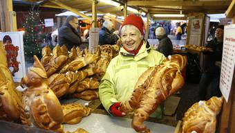 Impressionen vom Weihnachtsmarkt in Aetigkofen