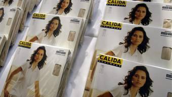 Die Wäsche- und Bekleidungsherstellerin Calida hat im vergangenen Geschäftsjahr mehr Gewinn erwirtschaftet. (Archiv)