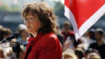 Nationalrätin Bea Heim – ein Blick ins Archiv