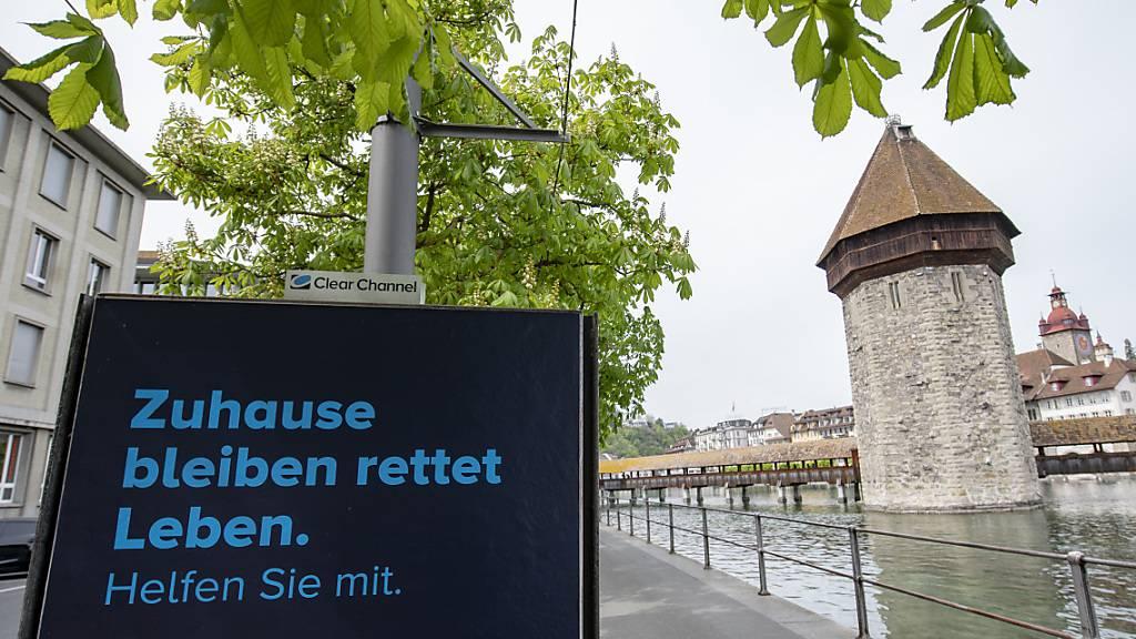 Zentralschweizer Kantone fordern mehr Bundeshilfe