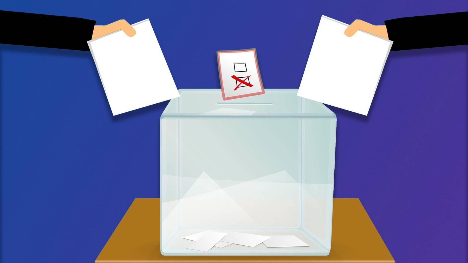 Wahl- und Abstimmungssonntag