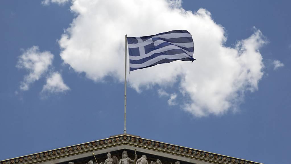 Wegen der Beteiligung der griechischen Fluglotsen an Arbeitsniederlegungen und Streiks der Staatsbediensteten wird es in den kommenden zwei Tagen zu erheblichen Problemen im Flugverkehr in Griechenland kommen. (Archivbild)