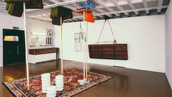 Rundgang durch Aargauer Galerien