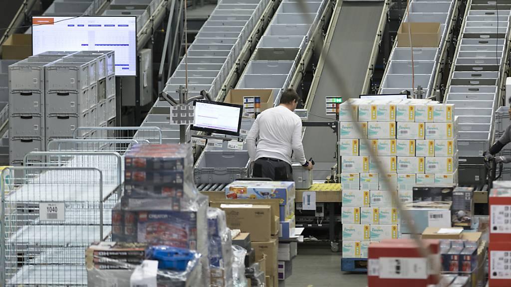 Onlinehändler kämpfen mit ausländischer Konkurrenz. (Archivbild)