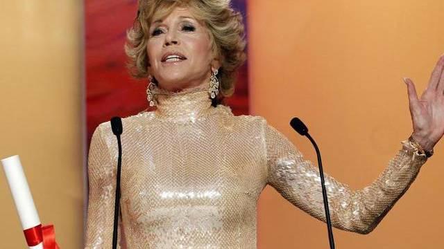Gute Gene, das richtige Essen und regelmässiger Sex sind laut Jane Fonda das wichtigste für ein gutes Aussehen