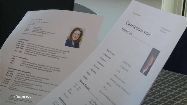 Stadtratswahlen: SVP steigt mit Frau und Mann ins Rennen
