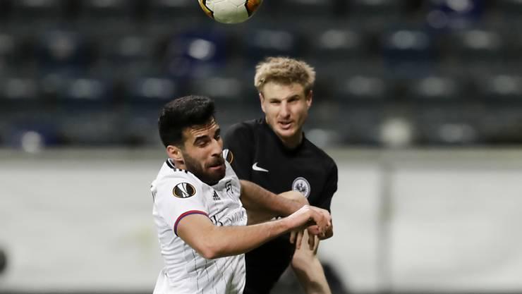 Nächste Woche kommt es nicht zum Rückspiel zwischen Basel und Eintracht Frankfurt