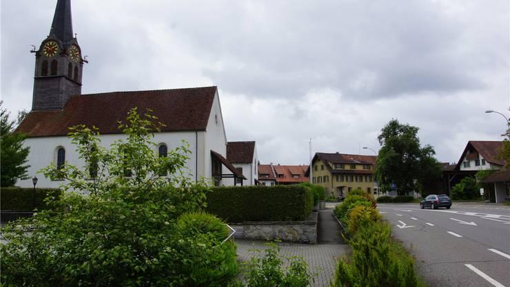 Auf der Kantonsstrasse werde zu schnell gefahren, finden manche Fischbach-Gösliker, und wünschen sich eine Entschleunigung. Dominic Kobelt