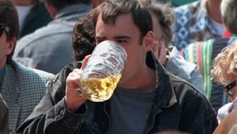 Bier im Schlosspark? (Symbolbild)