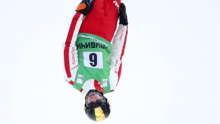 Noé Roth setzt seinen Aufstieg im Weltcup fort