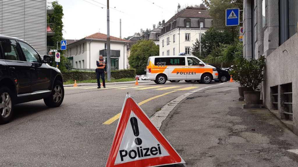 Mehrere Verletzte nach schwerer häuslicher Gewalt in St. Gallen