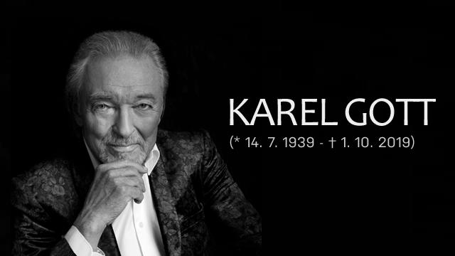 Karel Gott verstorben
