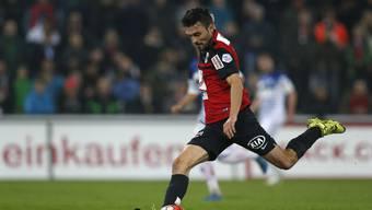 Luca Radice könnte zum FC Winterthur zurückkehren.