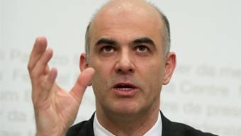 Innenminister Alain Berset lässt den Fall Syla prüfen. (EDI.PETER SCHNEIDER/KEYSTONE)