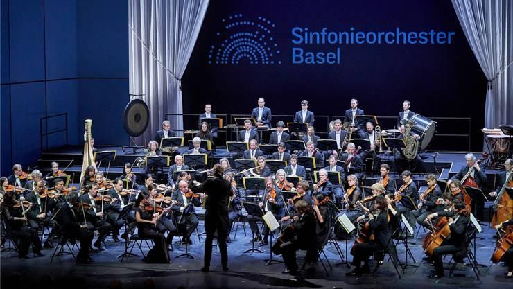 Wie die Musiker des Sinfonieorchesters die Abstandsregeln einhalten werden, wird derzeit noch abgeklärt.