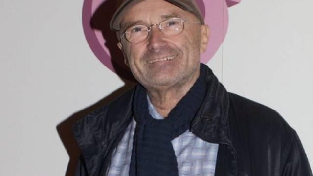 Rock-Opa mit Vorbildfunktion: Phil Collins (Archiv)