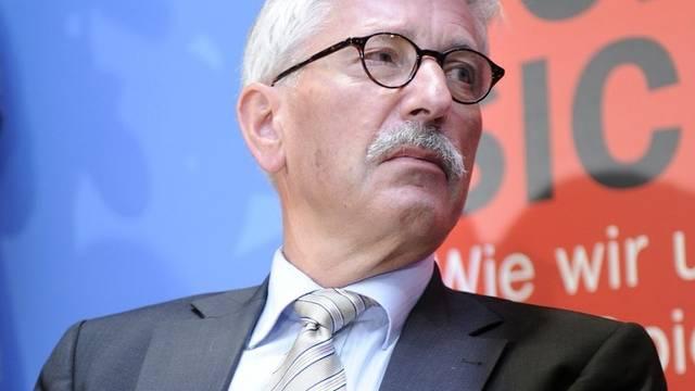 Thilo Sarrazin droht Parteiausschluss (Archiv)